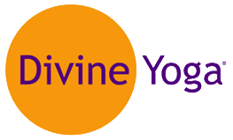 Totally Divine Yoga Retina Logo